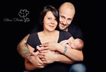 Babyfotos von Neugeborenem in Neukirchen bei Sulzbach-Rosenberg